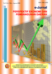 Pengaruh Pengeluaran Pemerintah Terhadap Pertumbuhan Ekonomi